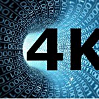 Images Ultra Haute Definition (UHD) 4K