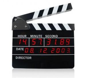 La réalisation d'un film vidéo