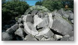 Vidéo tournée depuis drone pour le Parc National du Sidobre
