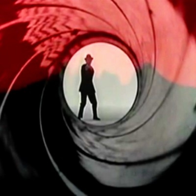 Motion design : Générique James Bond