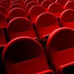 Film vidéo publicitaire au cinéma