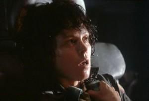 """Lieutenant Riplay dans le film """"Alien"""""""