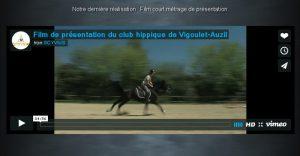 Affichage vidéo de Vimeo dans votre site web