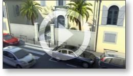 Bruitage de la bande son d'un film vidéo en 3D