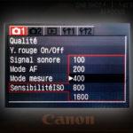 Sensibilité ISO/ASA en photo et en vidéo