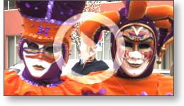 Clip vidéo du carnaval vénitien de Castres
