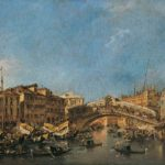 Francesco GUARDI : Pont du Rialto