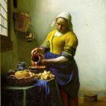 Jan VERMEER : La laitière