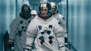 Extrait du film First man