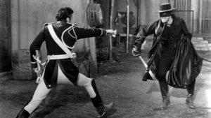 Série TV Zorro
