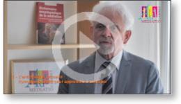 Interview vidéo de présentation de l'entreprise Ad Mediatio Cabinet.