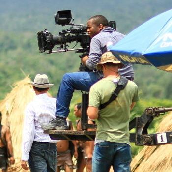 Le réalisateur de films vidéo